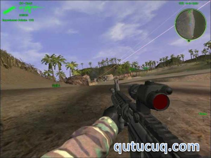 Delta Force: Xtreme ekran görüntüsü