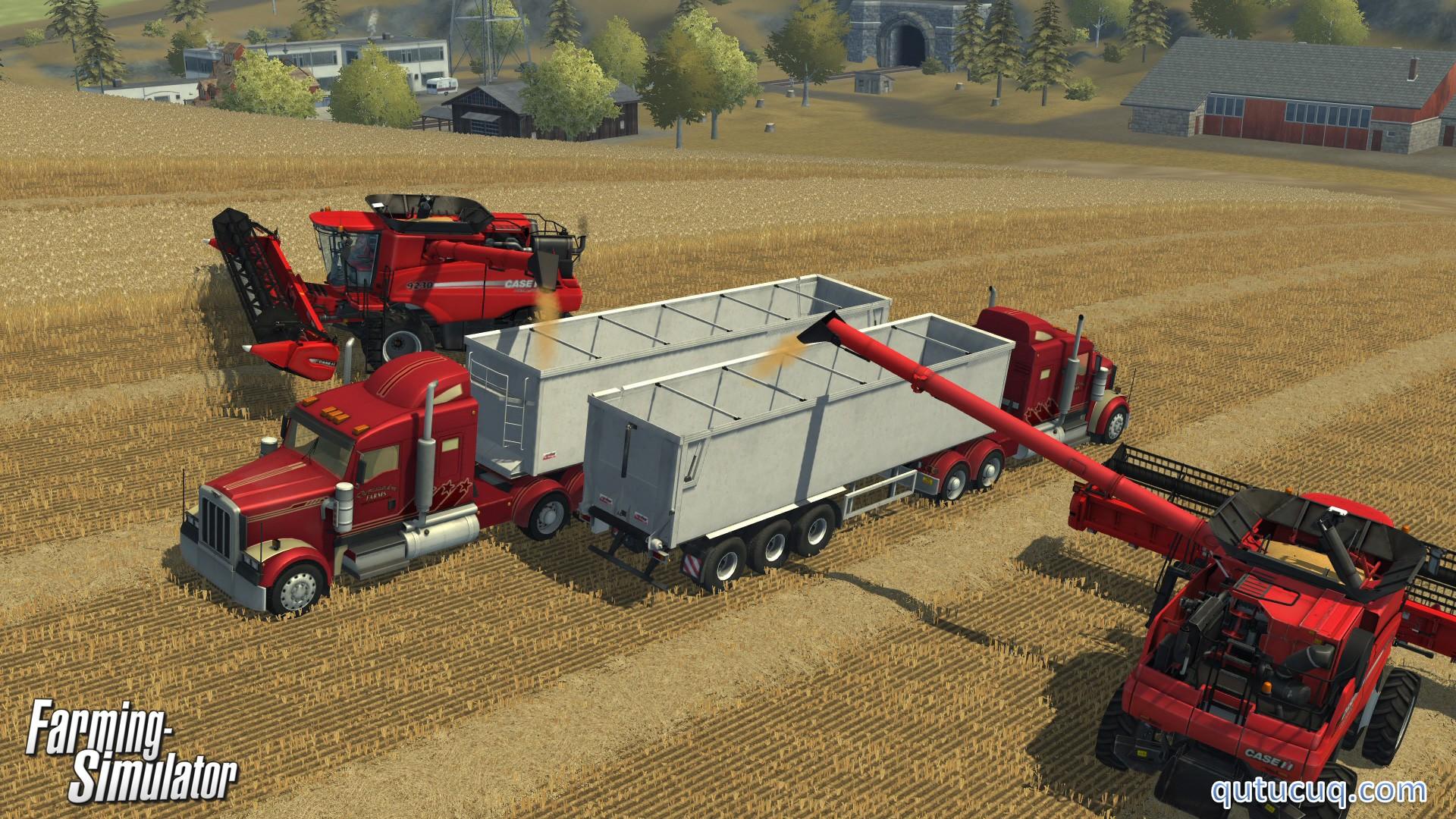 Farming Simulator ekran görüntüsü