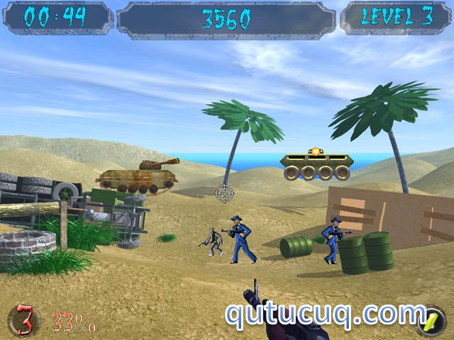 Fight Terror ekran görüntüsü