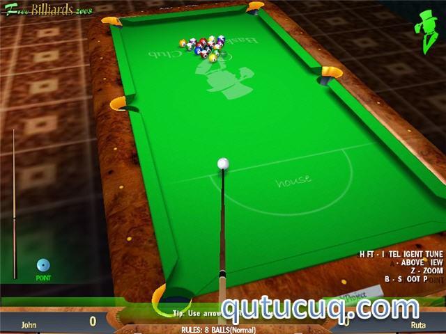 Free Billiards ekran görüntüsü