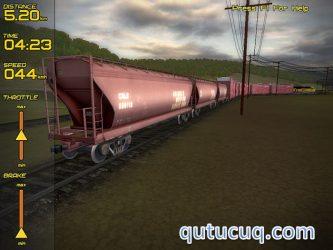 Freight Train Simulator ekran görüntüsü