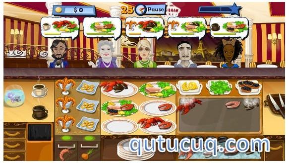 Happy Chef ekran görüntüsü