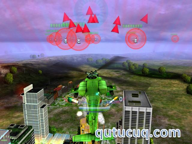 Helicopter Wars ekran görüntüsü