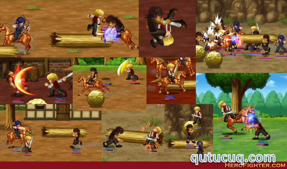 Hero Fighter ekran görüntüsü