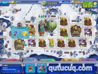 Ski Resort Mogul ekran görüntüsü