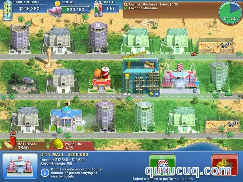 Hotellər Zənciri ekran görüntüsü