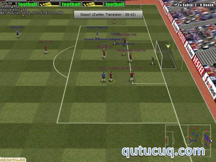 I Can Football ekran görüntüsü