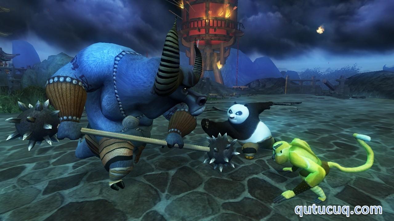 Kung Fu Panda ekran görüntüsü
