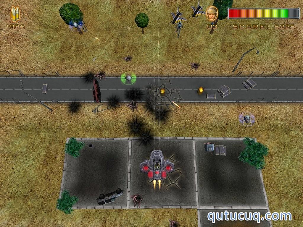 Last Pilot vs Machine Aliens ekran görüntüsü