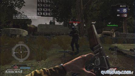 Medal of Honor Airborne ekran görüntüsü