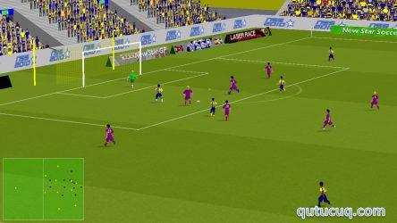 New Star Soccer 5 ekran görüntüsü