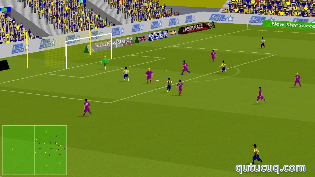Скриншот в New Star Soccer