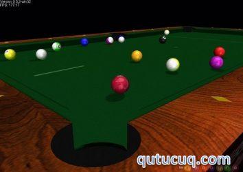 Odesa 3D Bilyard ekran görüntüsü