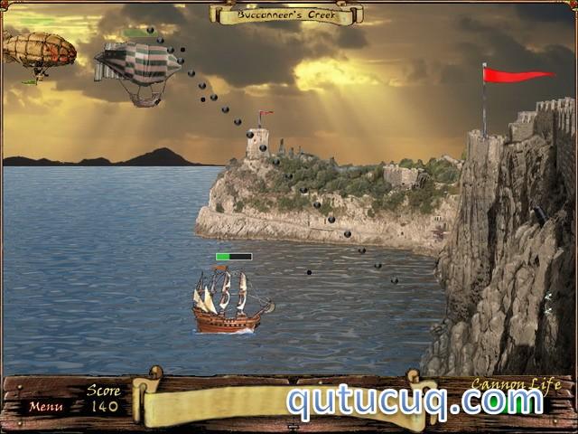 PirateCliff ekran görüntüsü