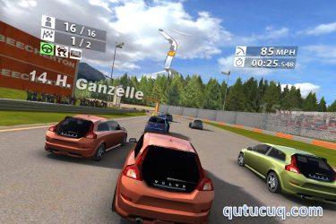 Real Racing ekran görüntüsü