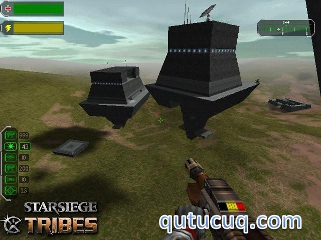 Starsiege Tribes ekran görüntüsü