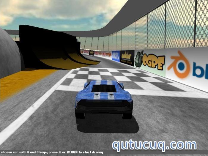 Stunt Playground ekran görüntüsü