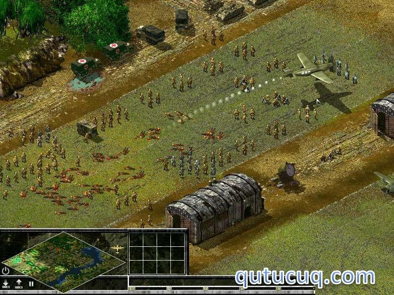 Sudden Strike 2 ekran görüntüsü