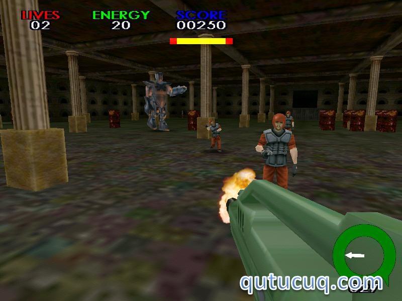 The Crypt ekran görüntüsü
