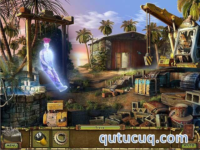 The Treasures of Mystery Island: Ghost Ship ekran görüntüsü