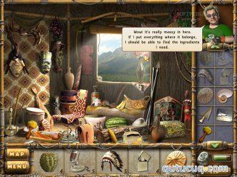 The Treasures of Mystery Island: The Gates of Fate ekran görüntüsü