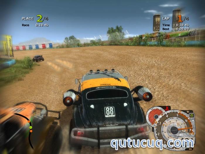 Turbo Rally Racing ekran görüntüsü