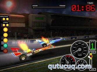 Ultra Drag Racing ekran görüntüsü