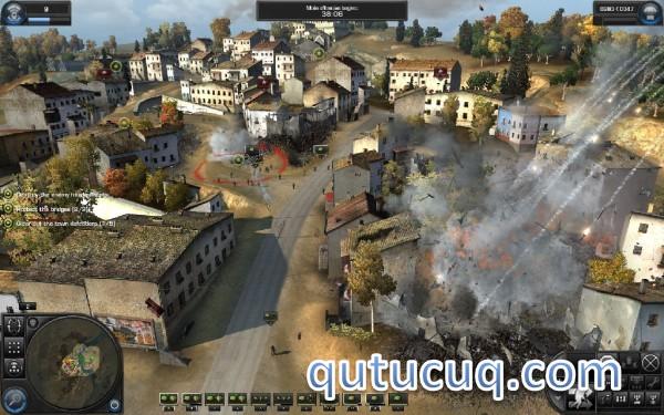 World in Conflict ekran görüntüsü