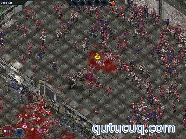Zombie Shooter ekran görüntüsü