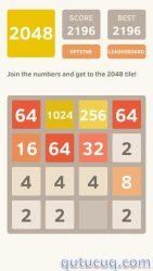 2048 ekran görüntüsü