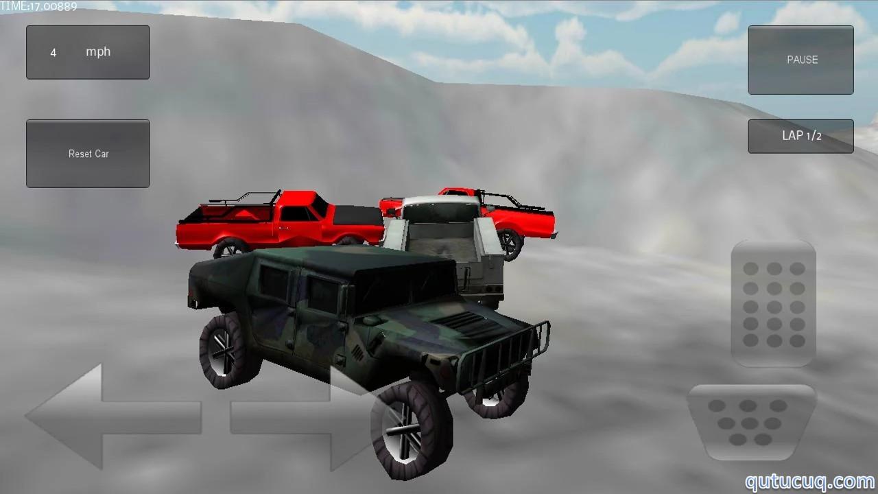 3D Demolition Race ekran görüntüsü