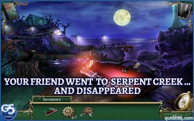 9 Clues: Serpent Creek ekran görüntüsü
