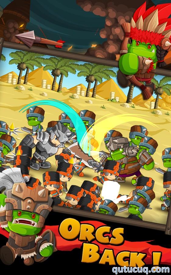 A Little War 2 Revenge ekran görüntüsü