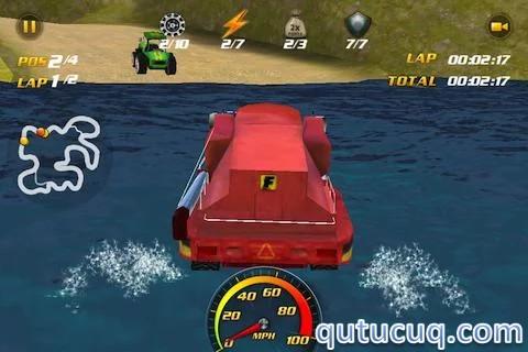 AgRacer ekran görüntüsü