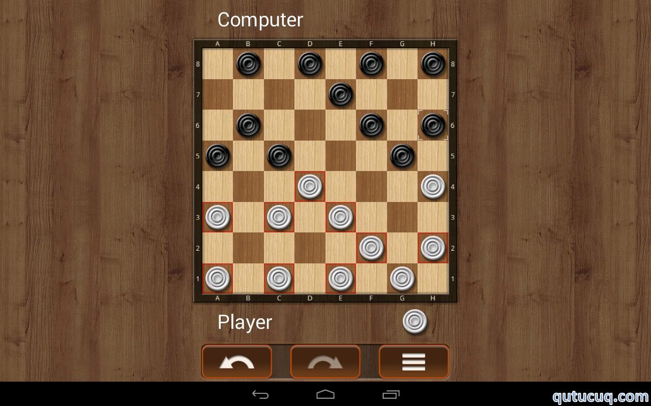 All-In-One Checkers ekran görüntüsü