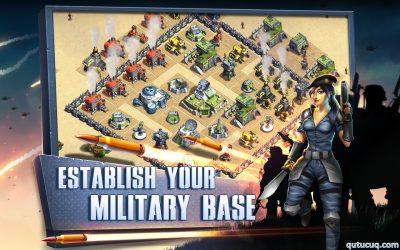 Allies in War ekran görüntüsü
