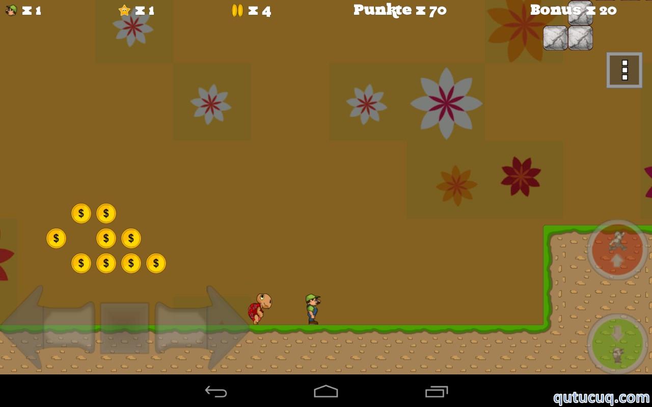 Andrio's World ekran görüntüsü