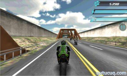 Asphalt Bikers ekran görüntüsü