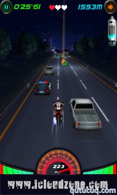 Asphalt Moto ekran görüntüsü