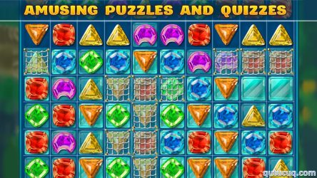 Atlantis Adventure: match – 3 ekran görüntüsü