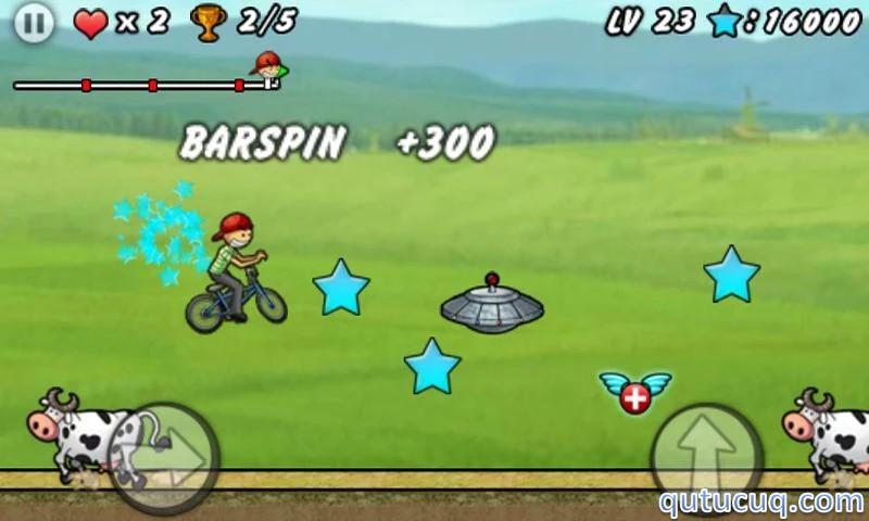 BMX Boy ekran görüntüsü