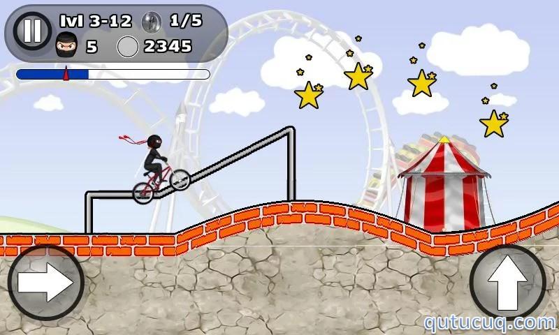 BMX Stunts ekran görüntüsü