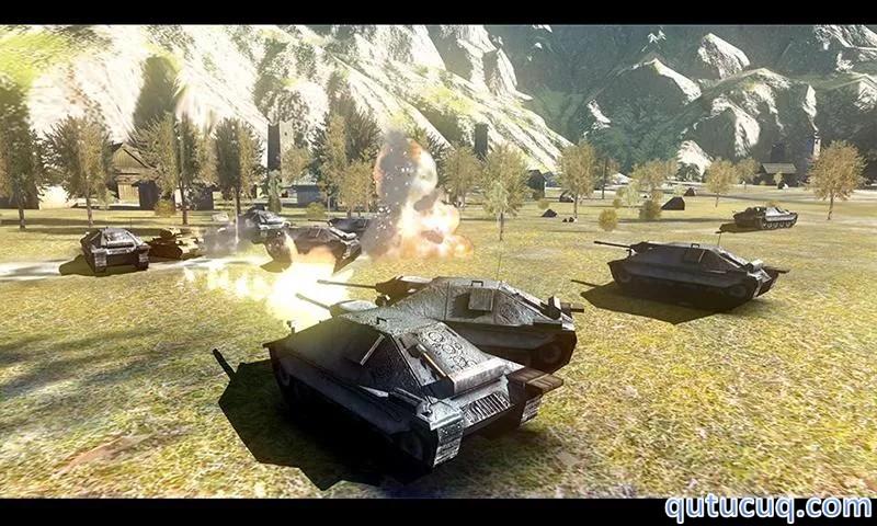 Battlefield Tank ekran görüntüsü