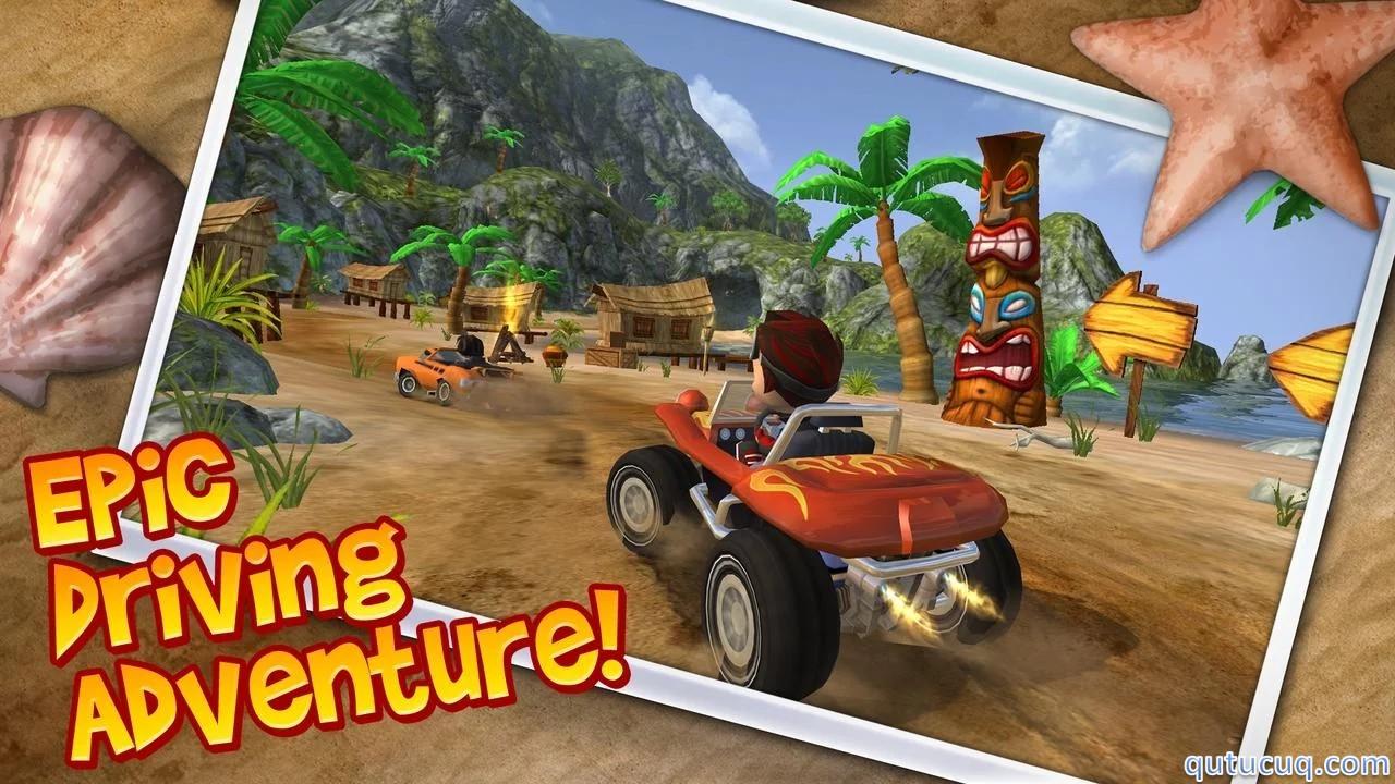 Beach Buggy Blitz ekran görüntüsü