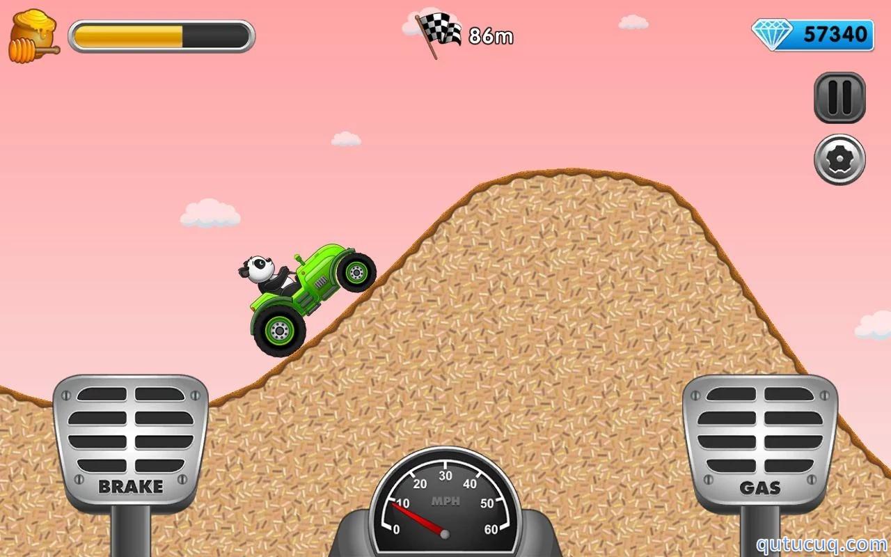 Bear Race ekran görüntüsü