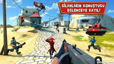 Blitz Brigade ekran görüntüsü
