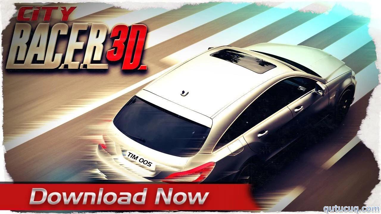 City Racer 3D ekran görüntüsü