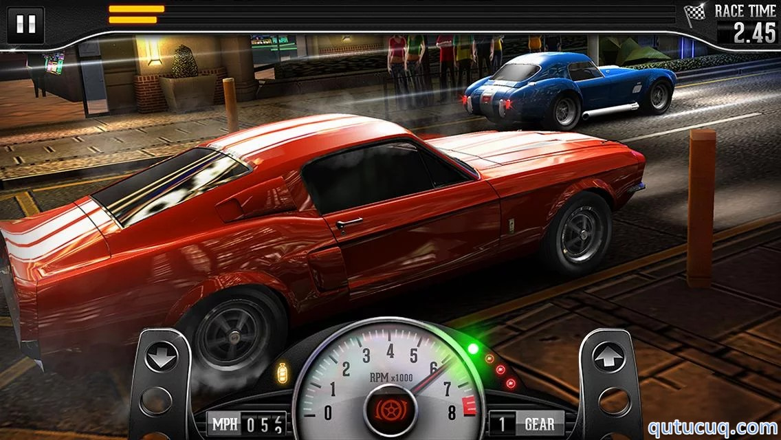 CSR Classics ekran görüntüsü