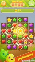 Candy Dash ekran görüntüsü