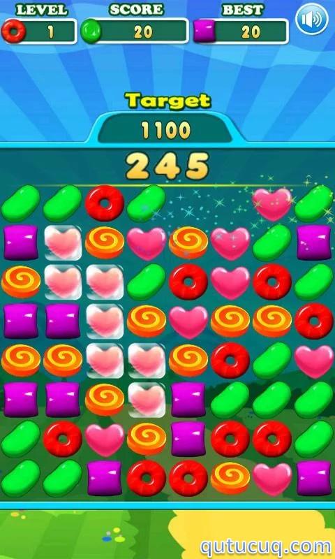 Скриншот в Candy Star